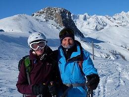 Moniteur ski Serre Chevalier