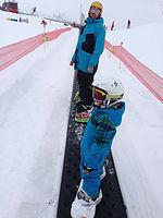 Moniteur Snowboard Serre Chevalier