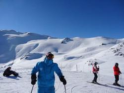 Ski à Serre Chevalier