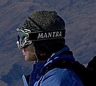 Julien Zartarian, moniteur de ski à Serre Chevalier