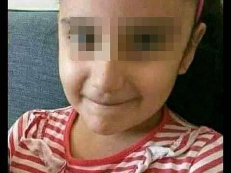 La tragedia de Matagusanos se llevó a Luana: Tenía 9 años
