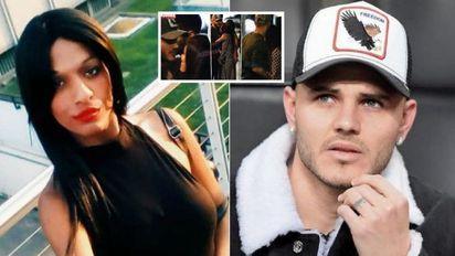 Lo que faltaba: una actriz trans dijo que mantuvo una relación paralela con Mauro Icardi