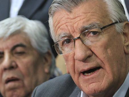 """José Luis Gioja: """"Este gobierno no se merece estar un minuto más después del 10 de diciembre"""""""