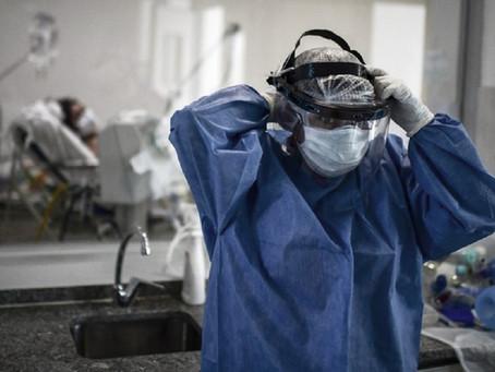 Confirmaron el fallecimiento de 611 personas y 22.552 fueron diagnosticadas con Covid-19 en el país
