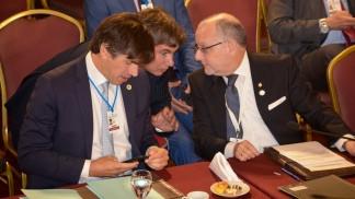 Los cancilleres del Mercosur preparan la declaración sobre el acuerdo con la Unión Europea