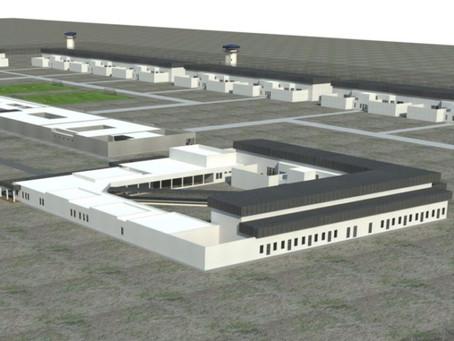 Con el apoyo de Fernández se acelera la construcción del nuevo penal