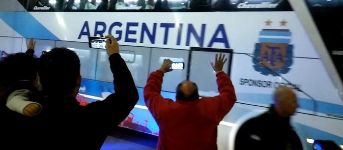 Conmebol informó el horario de Argentina contra Uruguay en San Juan