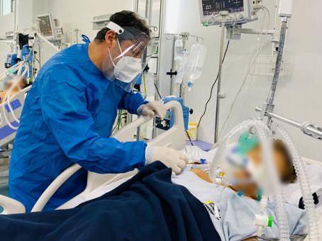 Otras 199 personas murieron y 22.039 fueron reportadas con coronavirus