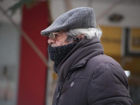 Comienza un viernes muy frío, pero estiman que aumentarán las temperaturas