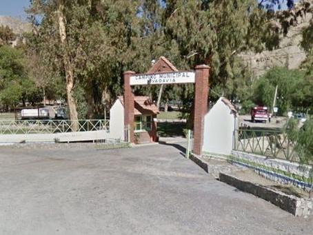 Confirmaron la identidad del fallecido en el Camping de Rivadavia: un hombre de 60 años