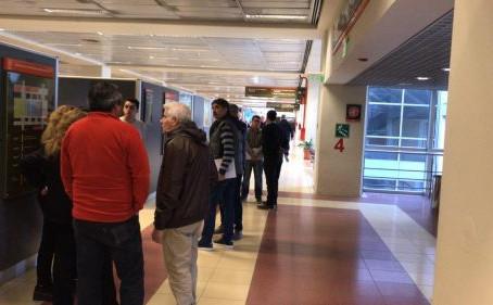 Trabajador del centro cívico muere de un paro cardíaco en el edificio gubernbamental.