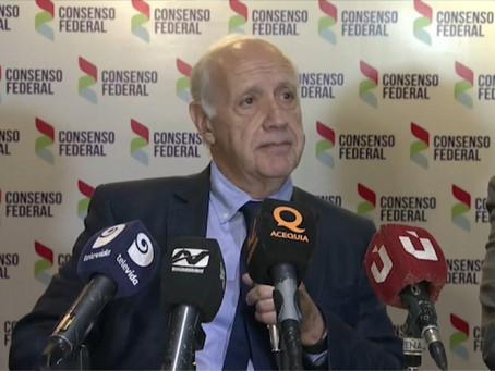 """Lavagna: """"Al FMI no hay que decirle que si a todo"""""""
