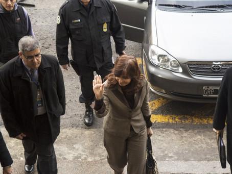 Cristina quiere ir a juicio oral por las fotocopias de los cuadernos