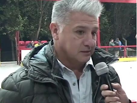 """José Luis Páez: """"En el momento de la premiación no fui buen perdedor"""""""