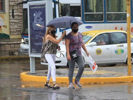 Este miércoles llegarían las tormentas a San Juan: Chau calor