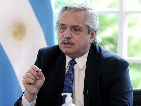 Alberto Fernández anunció las nuevas medidas restrictivas ante la segunda ola de coronavirus