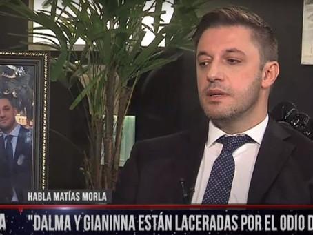 """Matías Morla rompió el silencio y aseguró que Maradona """"murió solo"""""""