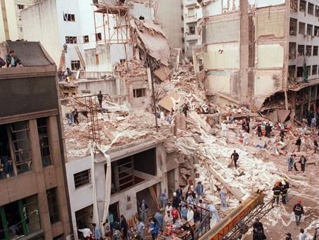 Sonarán sirenas y campanas para recordar  25 años del atentado a la AMIA