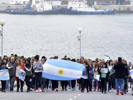 ARA San Juan: todo lo que hizo mal el ministro Aguad