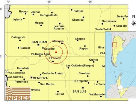El miércoles comenzó movidito: Tembló en San Juan