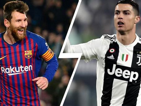 """Cesar Luis Menotti : """"Para mi siempre ganará Messi pero Ronaldo es Imparable""""."""