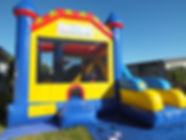 Bouncy castle hire Whangarei, Northland
