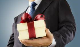 Company Gift Giving and Parties