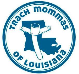 LOGO for Trach Mommas of Louisiana
