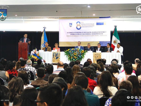 FUABJO PRESENTE EN EL 8VO. CONGRESO INTERNACIONAL DE INVESTIGACIÓN Y ENTORNO CULTURAL.