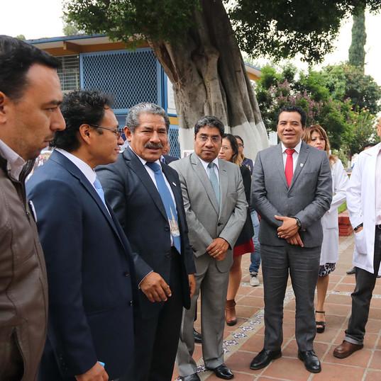 CONFERENCIA DEL DR. ALBERTO CASTELLANOS, FACULTAD DE MEDICINA.