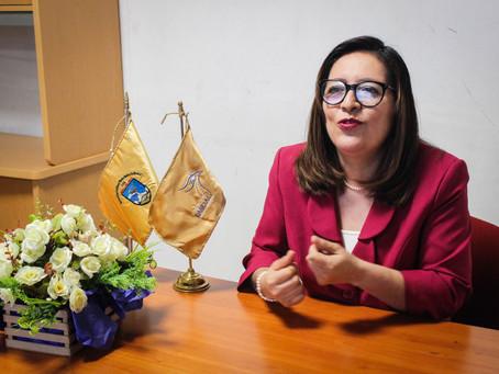 PRESENTA NUESTRA DIRECTORA EJECUTIVA, INFORME DE ACTIVIDADES 2016 - 2020.