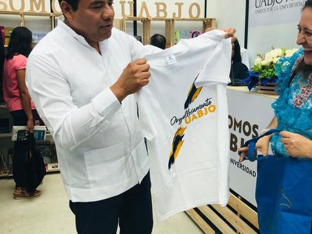 Fundación UABJO presente en la Feria Internacional del Libro de Oaxaca