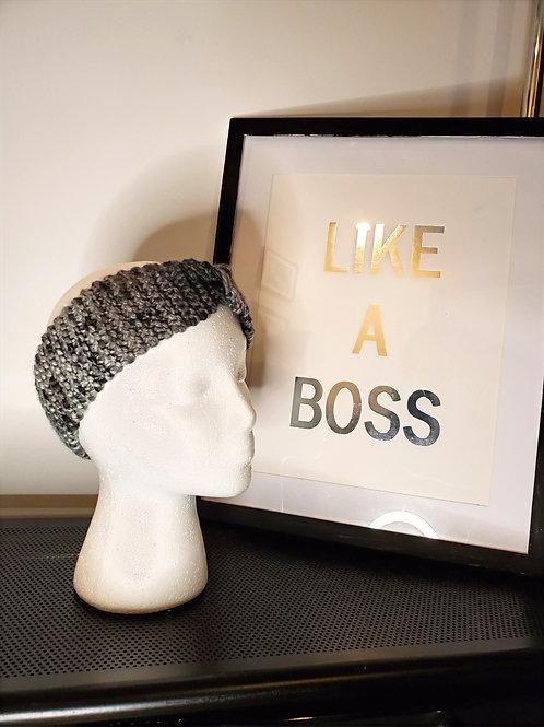 Faux Bow Headband