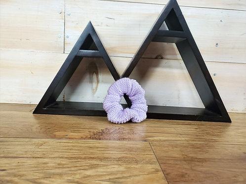 Classic Scrunchie- Lilac