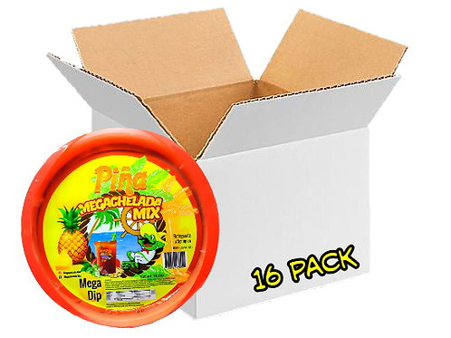 Pineapple Mega Dip 16 pack