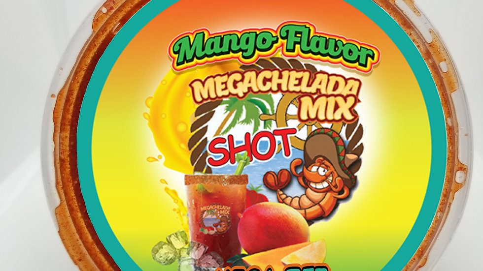 Mango Chamoy Mega Dip
