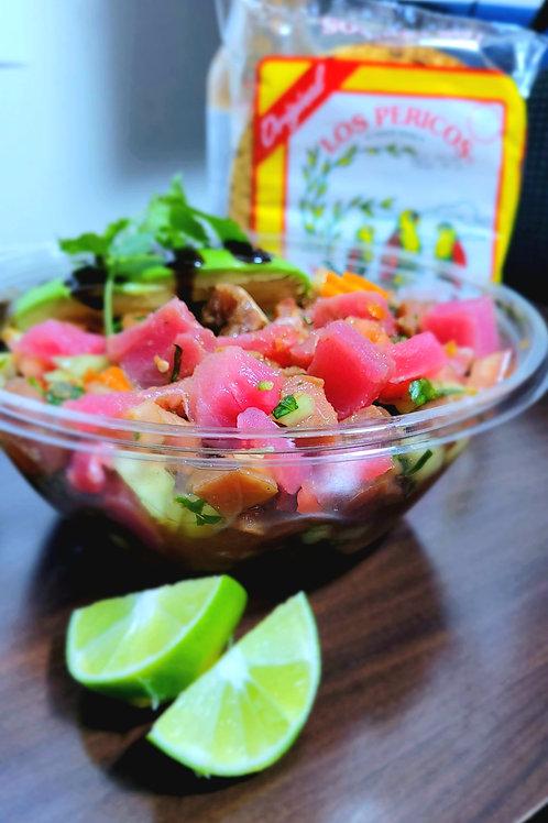 Tuna Ceviche Bowl