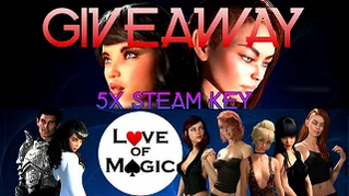 Love of Magic Giveaway - 5x steam key!