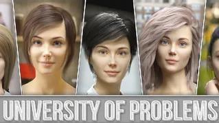 University of Problems v0.3.0 Extended