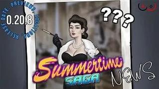 Summertime Saga 20.8 update news