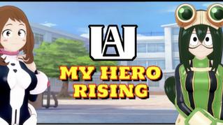 My Hero Rising v0.11 Public
