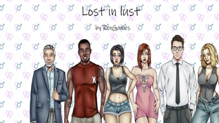 Lost in Lust Prologue