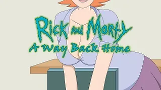 Rick and Morty - A way back home v3b
