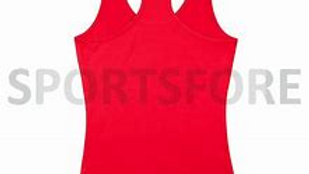 Ladies racer vest