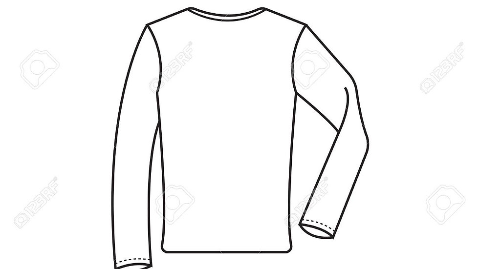 Aquaduct long sleeved top