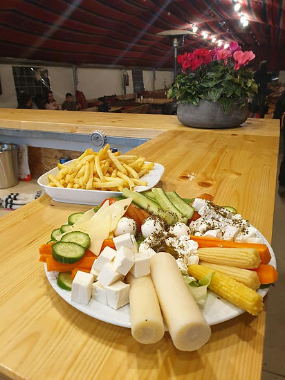 מסעדה חלבית מיוחדת באזור ירושלים