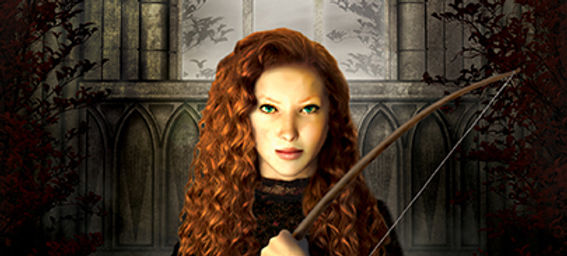 Arabella, heroine of Full Moon Rising