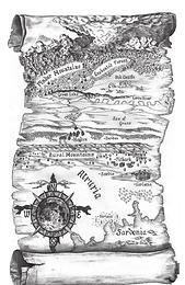 Map of Atruria
