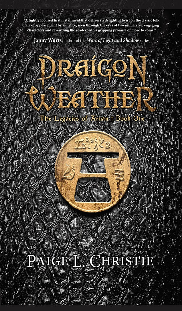 Bookcover of Draigon Weather by Paige L. Christie