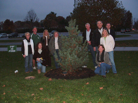 Memorial Tree Ceremony